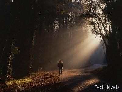 sad dp images sad man walking whatsapp dp