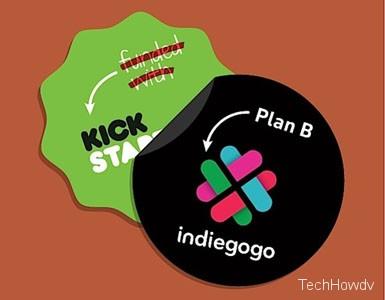 kickstarter vs indiegogo crowdfunding