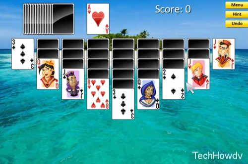 Solitaire card Game : Different Ways to Play Solitaire