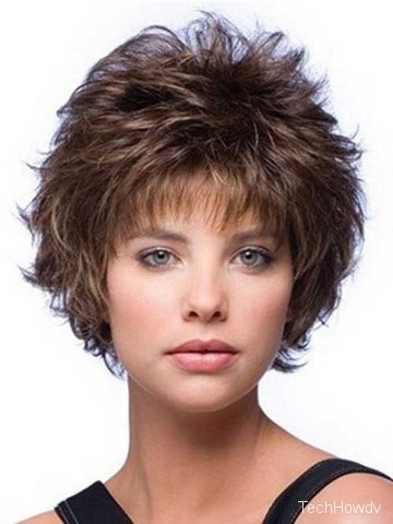 layered hairstyles short hair