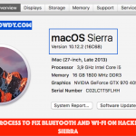 Step by Step Process to Fix Bluetooth and Wi-Fi on Hackintosh macOS