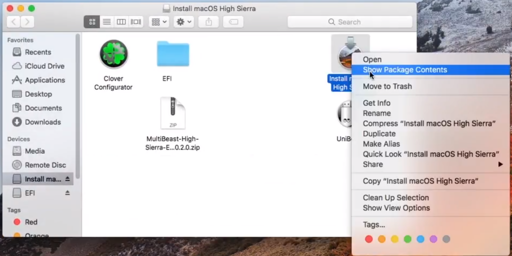 Install Hackintosh macOS High Sierra on Intel Core i7 8700K - 6