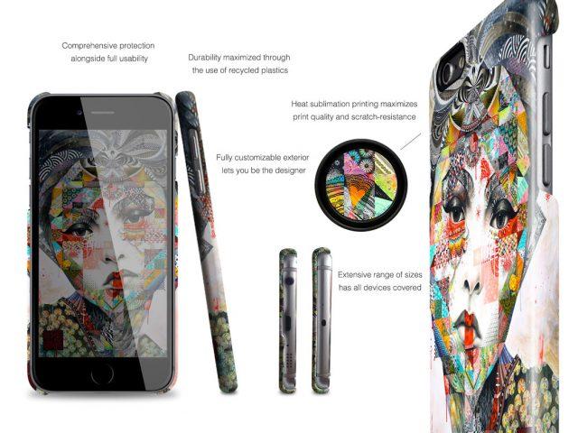 Custom Designed Cell Phone Case