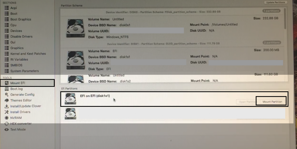 Process to Update Hackintosh macOS Sierra to Hackintosh macOS High
