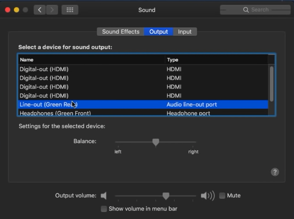 Fix sound for Hackintosh Mojave
